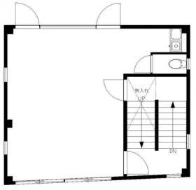 第3天台ビル:基準階図面