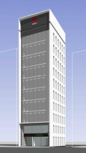 日総第25ビルの内装