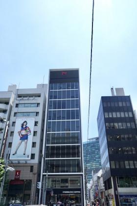 日総第25ビルの外観写真