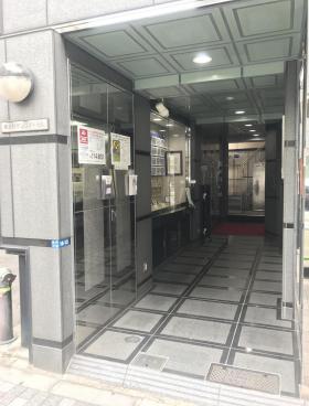虎ノ門サンライトビルのエントランス