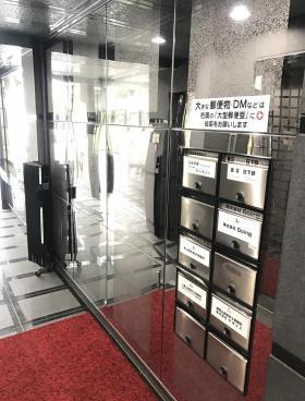 虎ノ門サンライトビルの内装