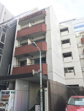 トーカン渋谷キャステールビルの外観写真