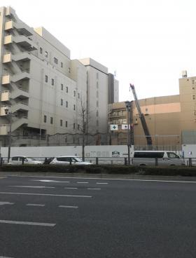東急四谷ビルの内装