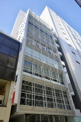 コリエ銀座ビルの外観写真