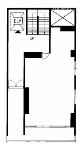 中央林間K-1ビル:基準階図面