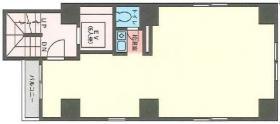 ヴェルデ上野ビル:基準階図面