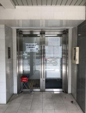 ヴェルデ上野ビルの内装