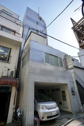 竹田ビルの外観写真