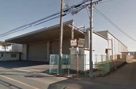 イマス狭山倉庫ビルの外観写真