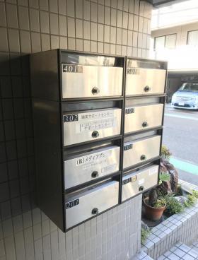 笹塚KNビルの内装