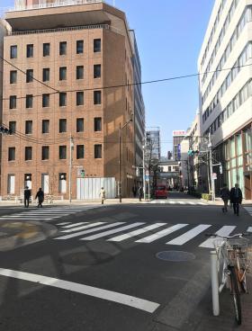 鈴木ビルの内装