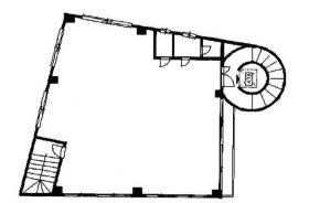 第2東文堂ビル:基準階図面