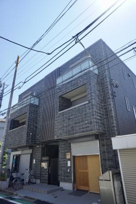 上原代々木羽田ビルの外観写真