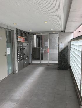 月村マンションNo.31ビルの内装