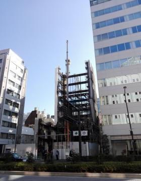Tsao Hibiya(ツァオ)日比谷)IMC日比谷ビルのエントランス