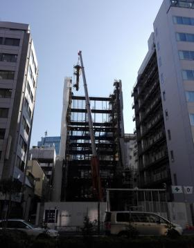 Tsao Hibiya(ツァオ)日比谷)IMC日比谷ビルの内装