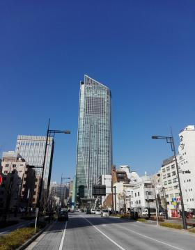 Tsao Hibiya(ツァオ)日比谷ビルのエントランス