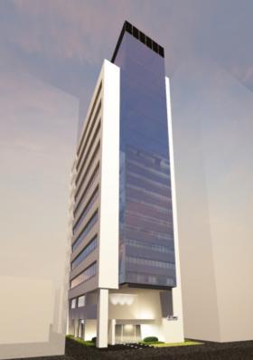 Tsao Hibiya(ツァオ)日比谷)IMC日比谷ビルの外観写真