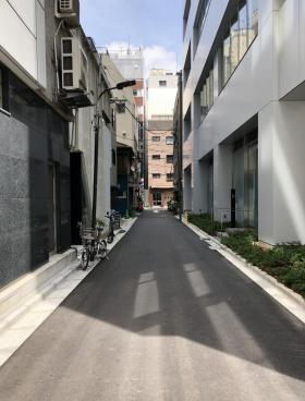 Tsao Hibiya(ツァオ)日比谷ビルの内装