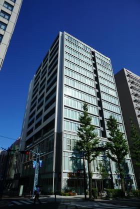 パークアクシス横濱関内SQUAREの外観写真