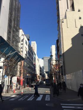 仮)銀座阪急ビルの内装