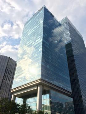 パシフィックセンチュリープレイス丸の内【サービスオフィス】のエントランス