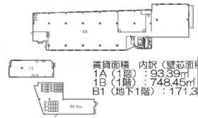 ビオライフハウス:基準階図面