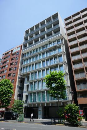VORT東新宿の外観写真