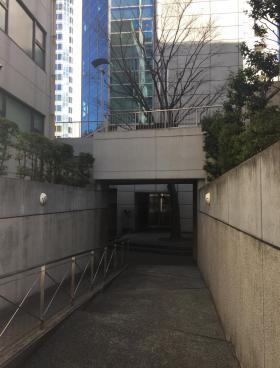 日本FLP虎ノ門ビルの内装