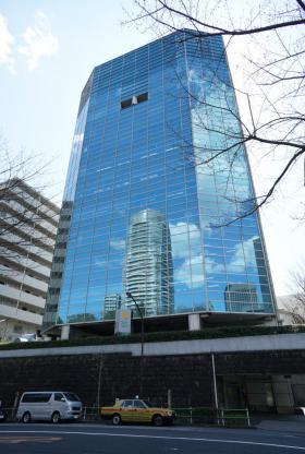 日本FLP虎ノ門ビルの外観写真