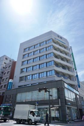 市川島村ビルの外観写真