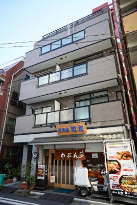 コンフォート青木ビルの外観写真