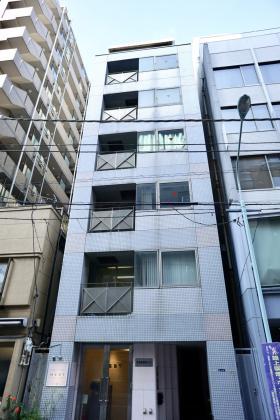 平成新富町ビルの外観写真