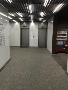 CROSS COOP渋谷(ヒューリック渋谷1丁目)ビルの内装