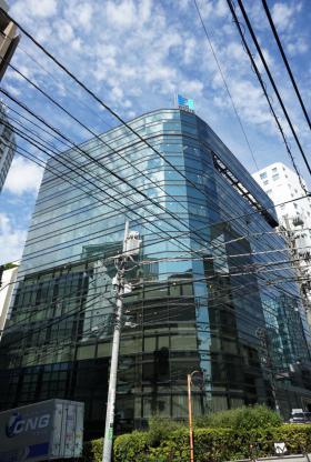 CROSS COOP渋谷(ヒューリック渋谷1丁目)ビルの外観写真