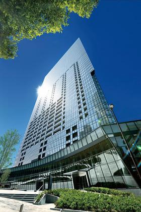 セントラルパークタワー ラトゥール新宿の外観写真