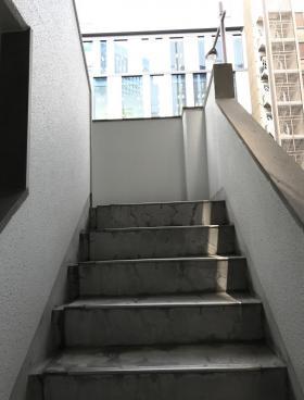 スカイワードビルの内装