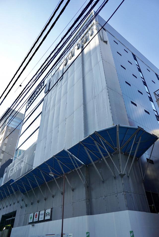 BIZCORE神保町ビルの内装