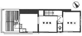 T(旧4東洋海事)ビル:基準階図面