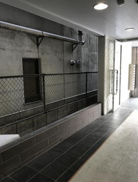 日宝九段下ビルの内装