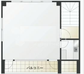 上杉ビル:基準階図面