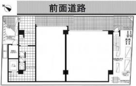 プラシード青山:基準階図面