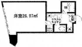 ウッドブリッジ:基準階図面