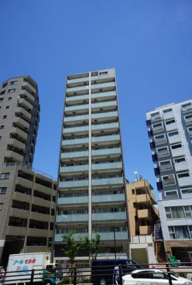 パークスクエア西新宿の外観写真