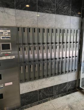 パークスクエア西新宿の内装