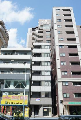 グランデオ中目黒ビルの外観写真