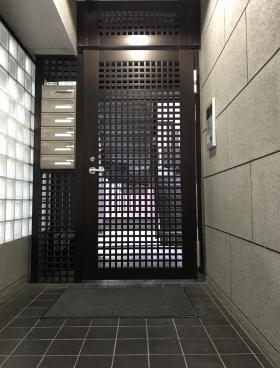グランデオ中目黒ビルの内装