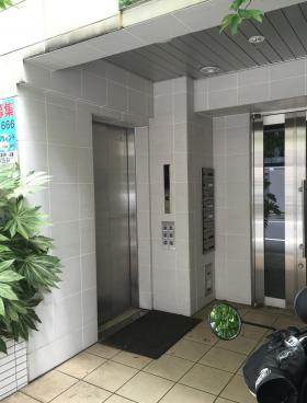 TYD東日本橋ビルの内装