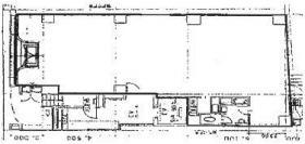 ココタイラビル:基準階図面
