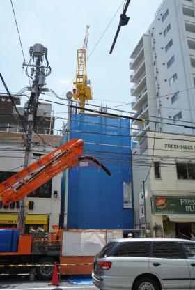 高田馬場1丁目(仮)ビルの外観写真
